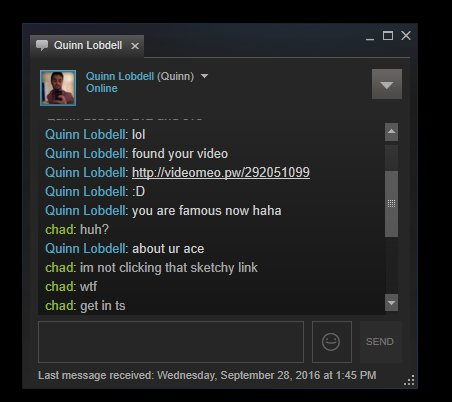 Steam Chats